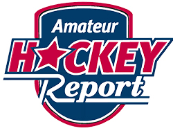 Amateur Hockey Report Logo